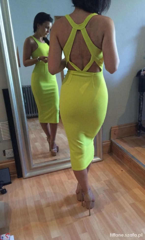 Oh My Love Lime green