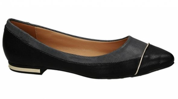 balerinki damskie Vices R37 black grey...