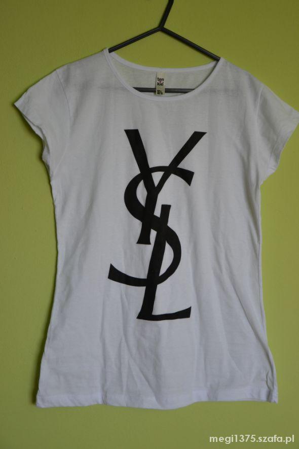 YSL T shirt nadruk