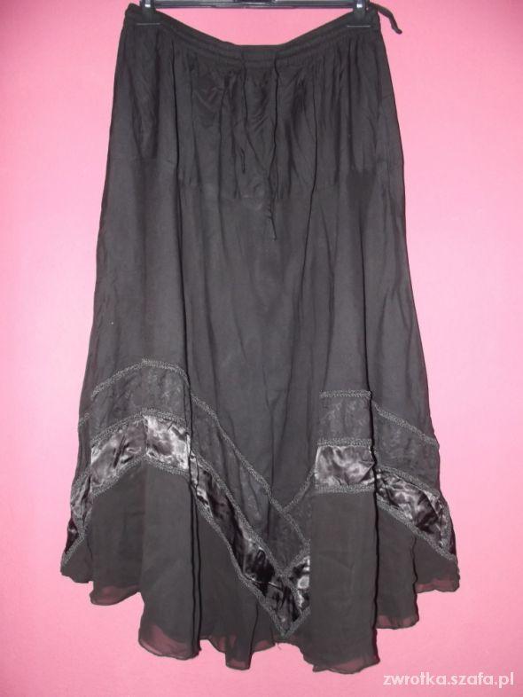 Spódnice Duża brązowa spódnica