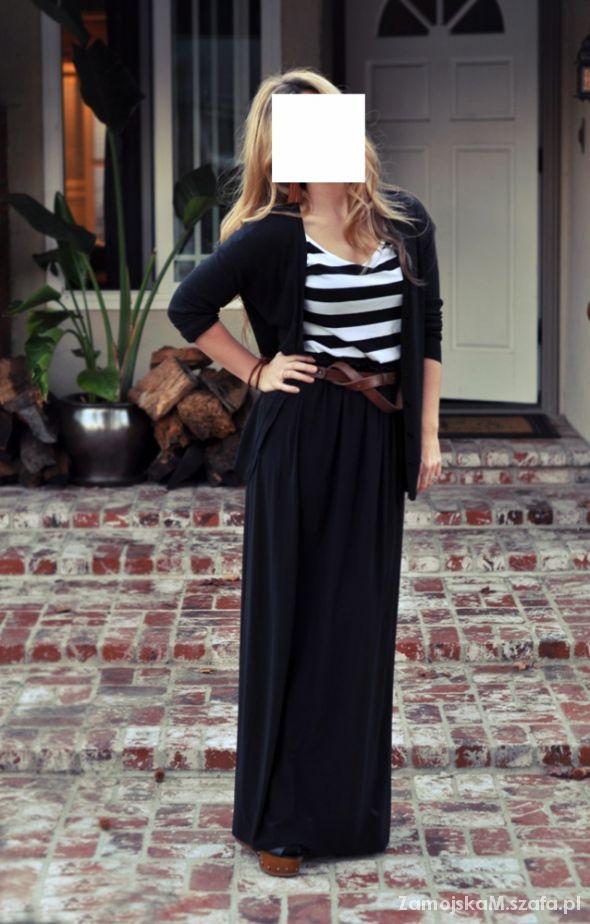 Spódnice Maxi skirt