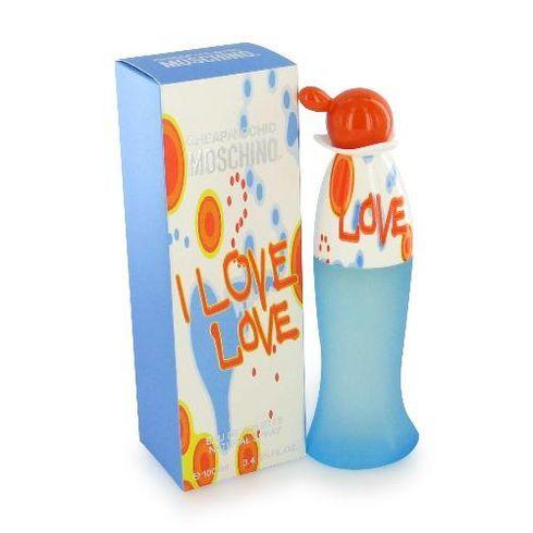 Moschino love oryginalne perfumy na wymianę