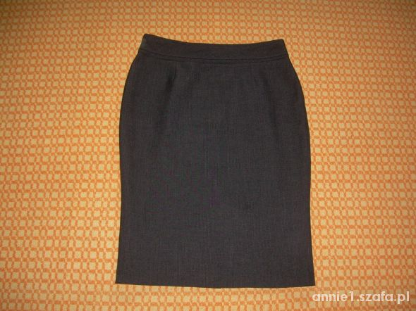 Spódnice Spódnica ołówkowa grafit F&F rozm 10 3638