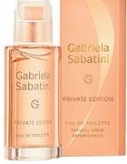 Gabriela Sabatini PRIVATE EDITION