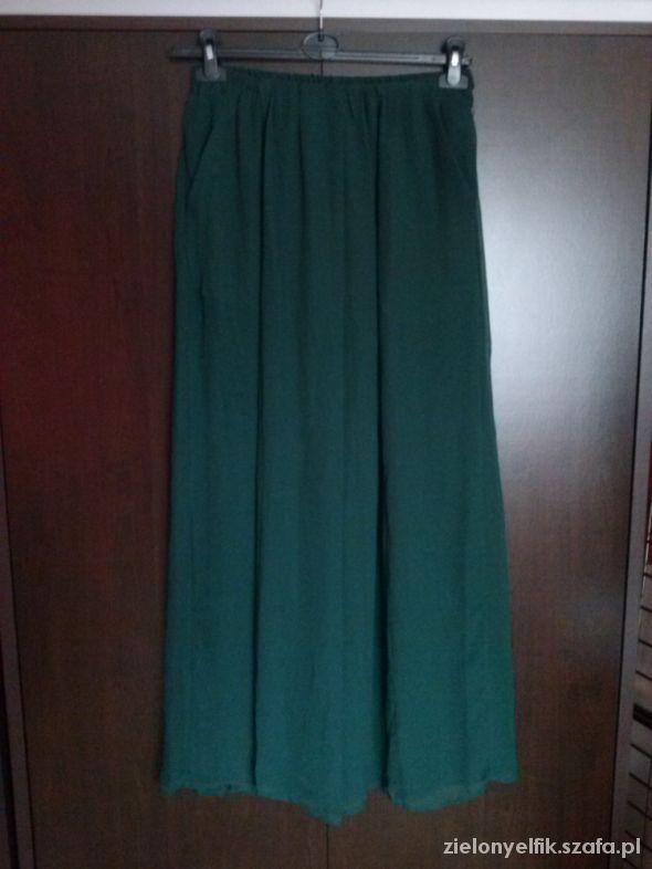 Spódnice maxi zielona