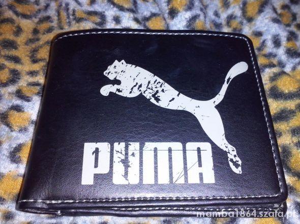 11f88f9643bbd Skórzany portfel Puma męski w Portfele - Szafa.pl