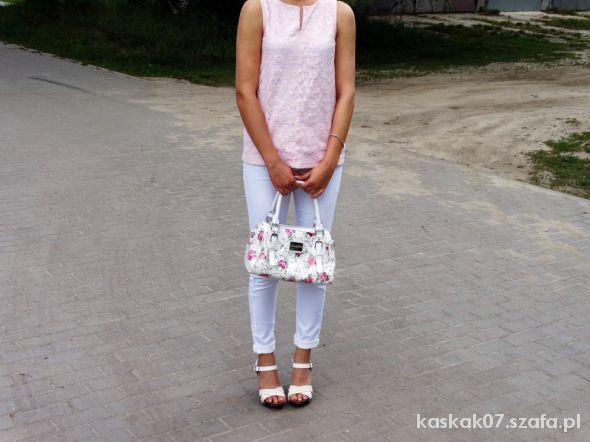 Blogerek Pink & White