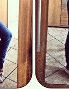 dresy ala jeans jeansowe dresy spodnie dresowe