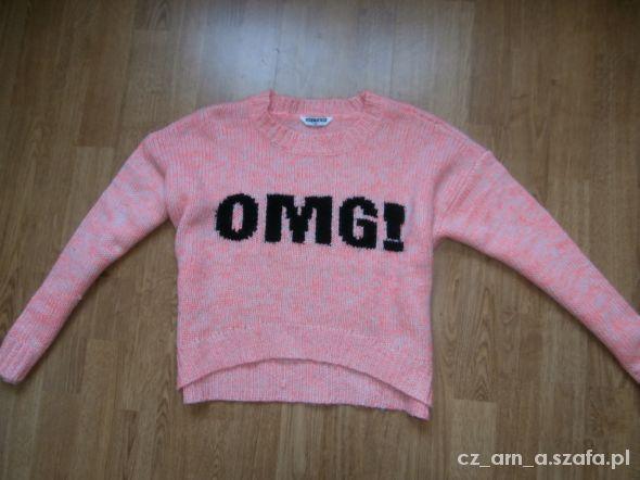 Sweterek OMG SM