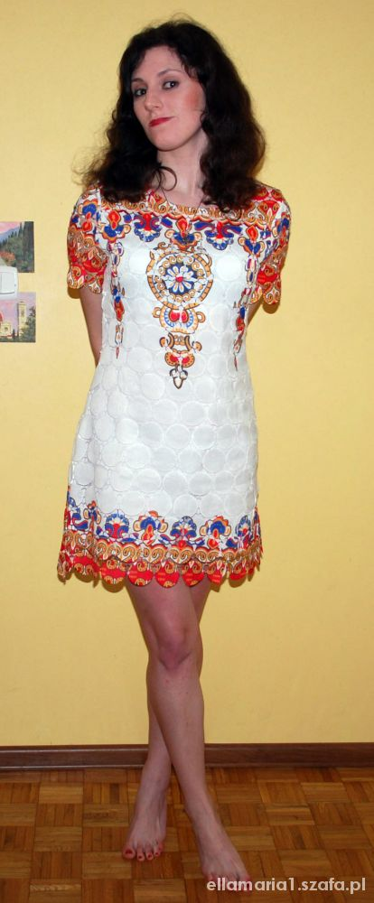 Moja oryginalna sukienka inspirowana antykiem