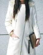 H&M płaszcz 34 36 LANA DEL REY ramoneska