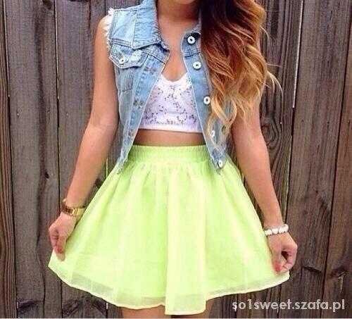 Lubię neonki