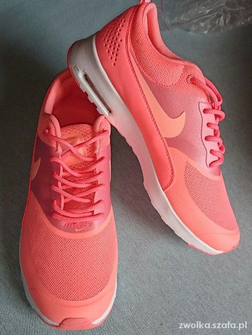 nike air max thea atomic pink od 36 do 39