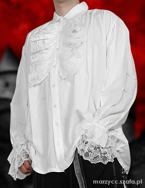 Koszula gotycka męska