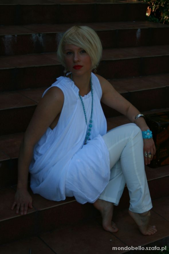 Mój styl Tylko biel