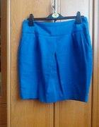 Niebieska spódniczka tulipan...