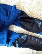 BIODROWEKI jeans legginsy eko skorka HIT