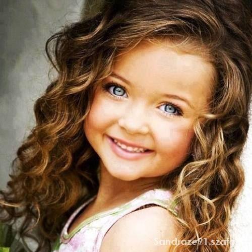 Fryzury fryzura dla dziewczynki