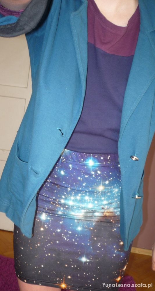 Eleganckie Galaxy na elegancko