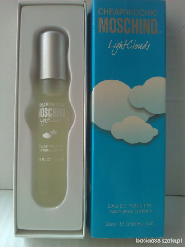Moshino Cheap And Chic Light Colouds 20 ml
