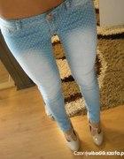 Spodnie kropki Tally Weijl...