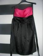 Sukienka bombka...