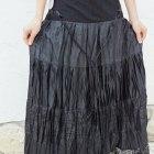 Spódnica czarna koronka gotycka