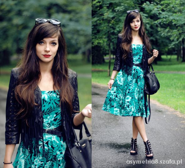 Blogerek Garden witch