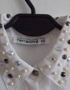 Koszula mgiełka XS Terranova śliczna