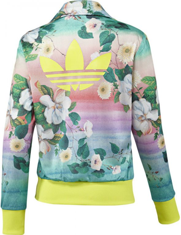 Bluzy Adidas Floralina TT