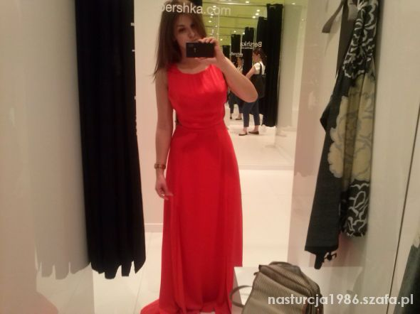 bershka maxi dress...