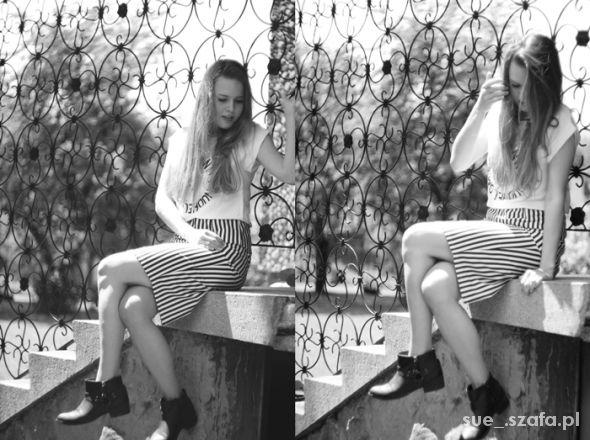 Blogerek stripes