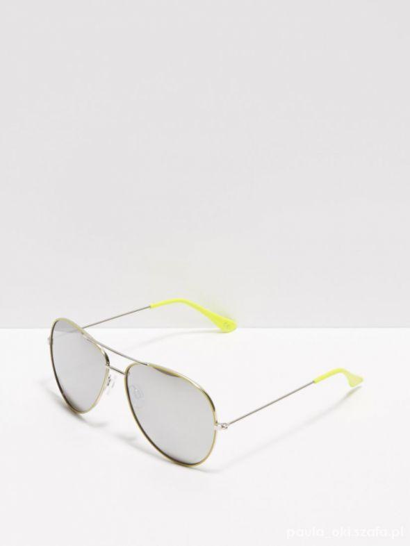 okulary pilotki aviator
