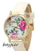 Zegarek Geneva flora nowośc