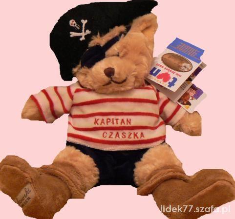 Miś Kapitan Czaszka poszukuję...