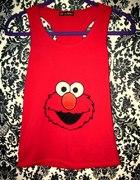 Elmo koszulka ręcznie malowana...