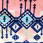 Spódniczka aztecki wzór bersha