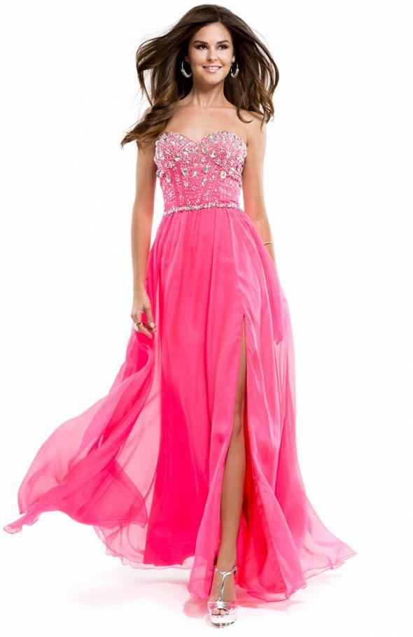 Eleganckie Pink