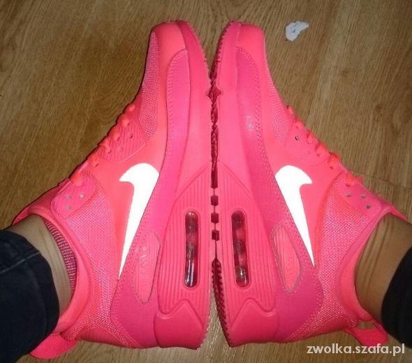 Buty Nike Air Max neon pink