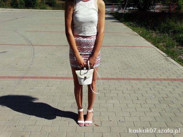 Blogerek Bershka look