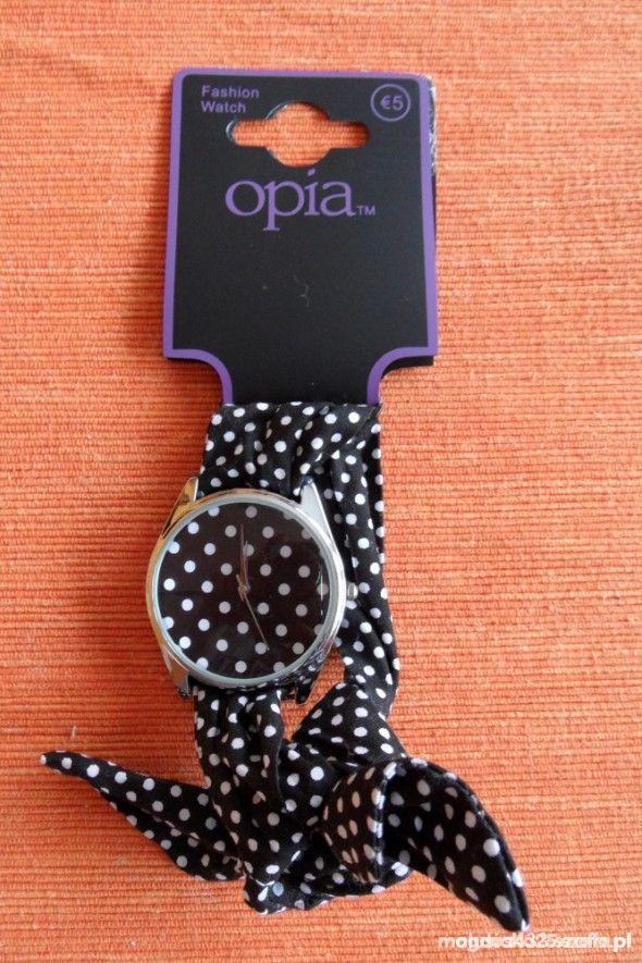 Zegarek wiązany Opia...