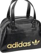 Czarna torebka Adidas Adicol Bowling