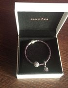 Oryginalna bransoletka Pandora