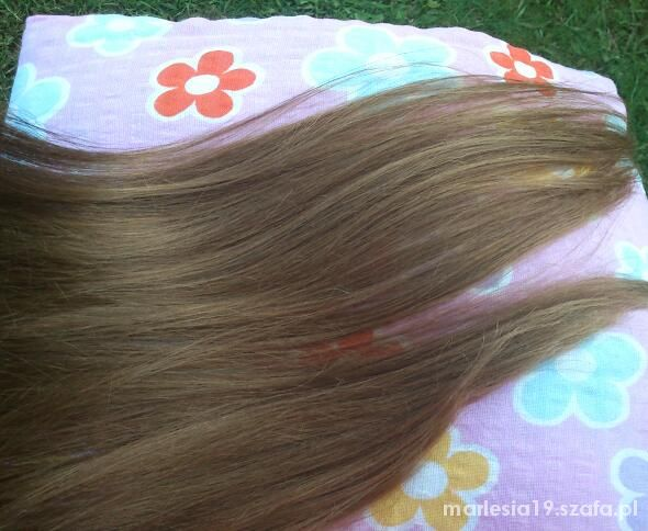 CO sądzicie Naturalny blond nie farbowane