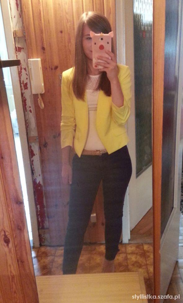 Żółta...