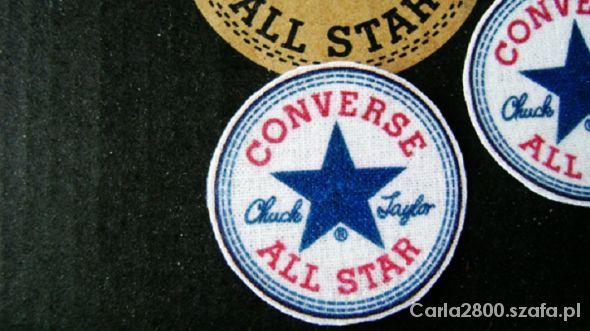 Pozostałe naszywki Converse