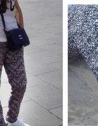 Lefties luźne spodnie LATO