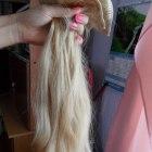 wlosy clip in doczepiane pl sredni blond