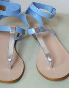 nowe sandały stradivarius sale wyprzedaż