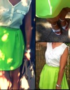 Lato w kolorze limonki